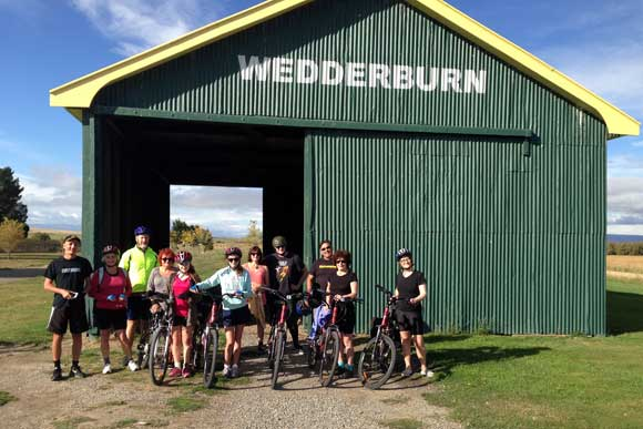 Wedderburn Shed. Photo: Ged Taylor.