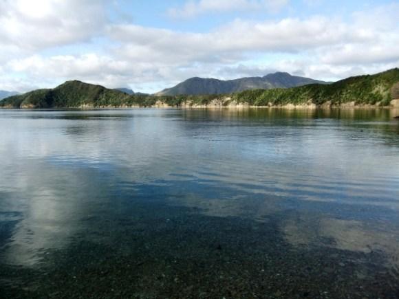 Maud Island.