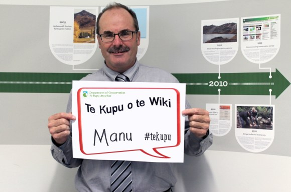 Manu / bird. Director-General Lou Sanson shares the word for the week beginning 27 April 2015.