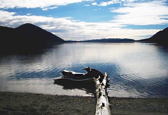 Lake Kaniere.
