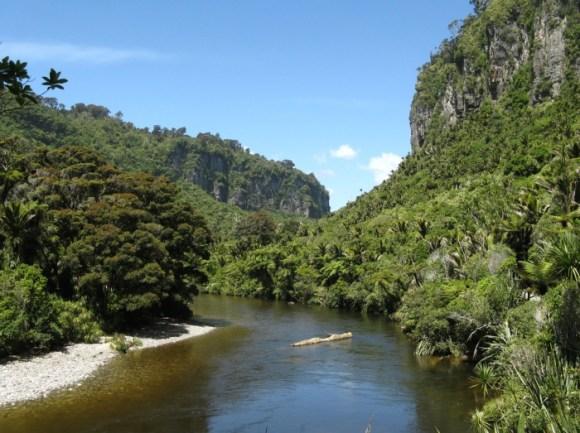 Pororari River. Photo: Tancredi | Flickr | CC BY-NC 2.0.