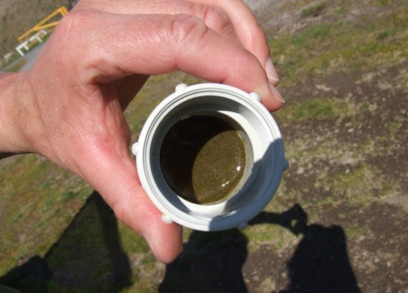 A small river sample used for testing.