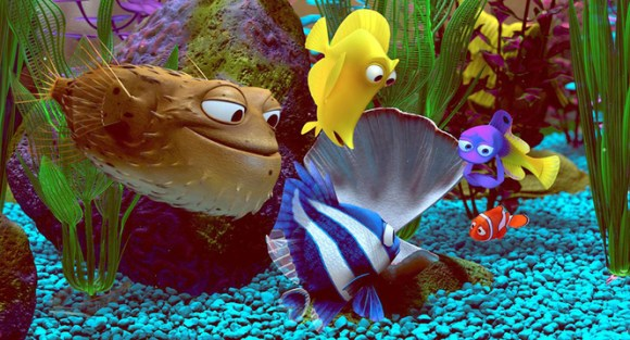 Still from Finding Nemo © Disney, All Rights Reserved.
