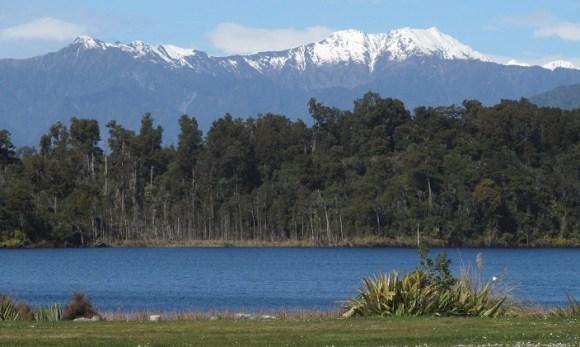 Lake Mahinapua.