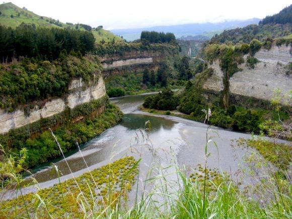 The Rangitikei River.