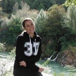 Karlene Taylor at Buller Gorge.
