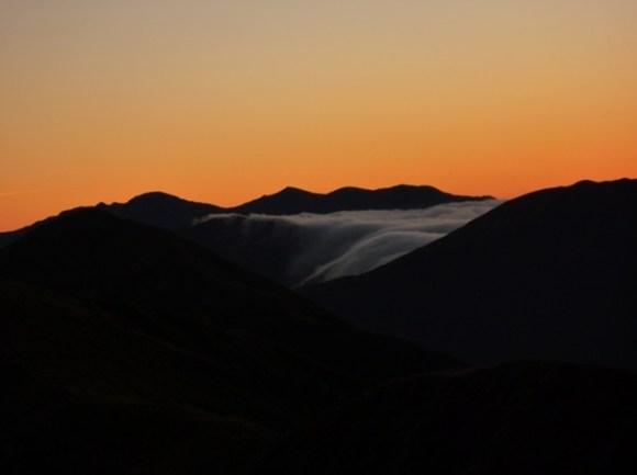 The view near Atiwhakatu Hut. Photo: © Jack Mace.
