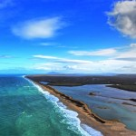 Waituna Lagoon.