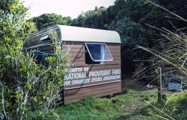The Kiwi Caravan.