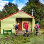 Browning Hut Mt Richmond 📷: Ray Salisbury, www.hotpixels.co.nz