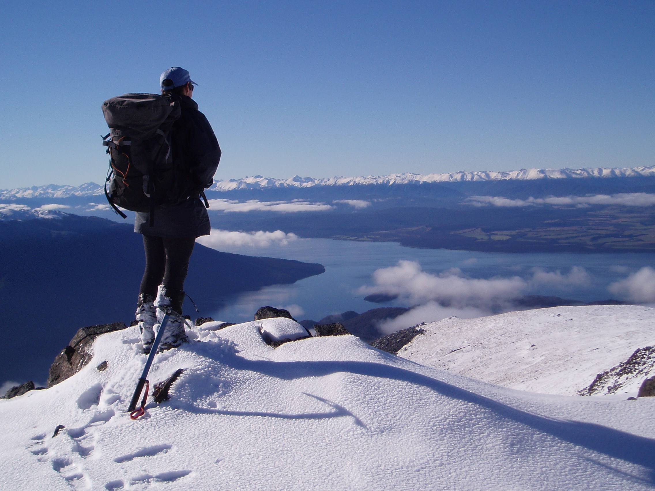 Five things to consider before tackling a winter tramp