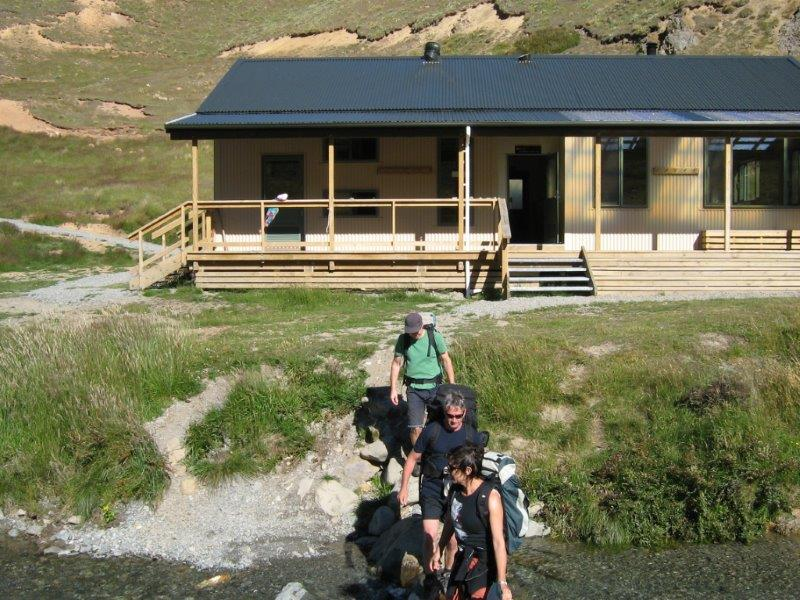 Booking Services – success on the Mt Somers walking track