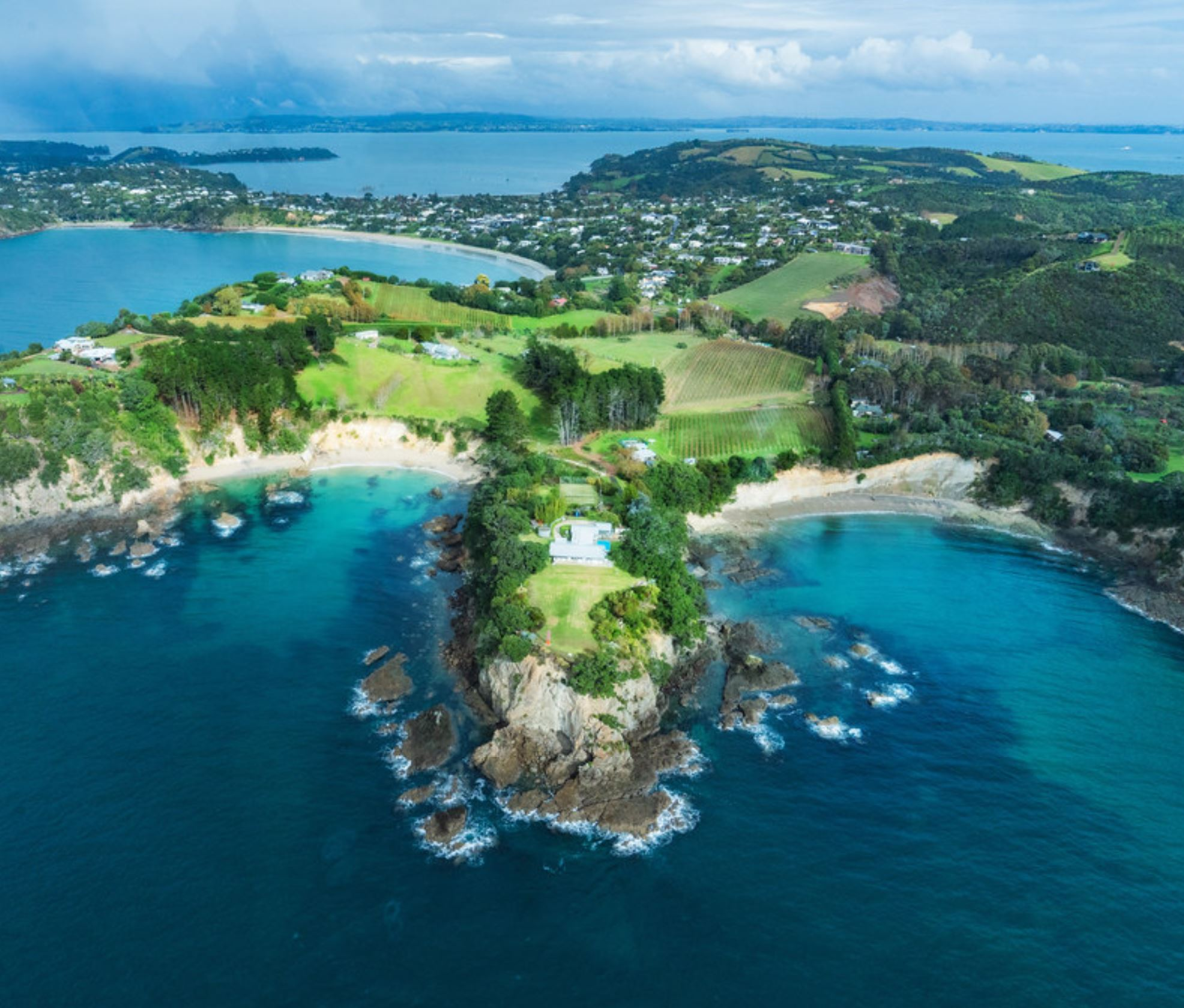 Making marine matters matter for Waiheke Island