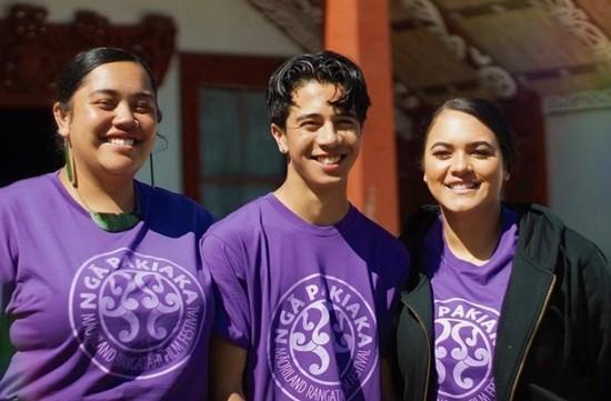 Rangatahi mō Papatūānuku – Meet Te Mahara, rangatahi filmmaker and co-facilitator