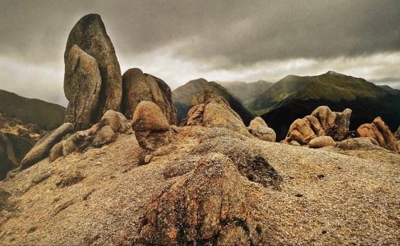 Shaun Barnett, 'Mount Titiroa', photograph