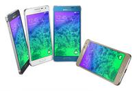 El nuevo Galaxy Alpha de Samsung, a la venta en septiembre