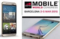 Presentados los nuevos smartphones de HTC y Samsung