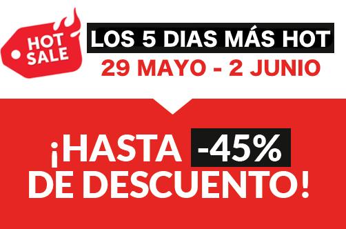 Hot Sale en doctorSIM México con hasta 45% de descuento en tu desbloqueo