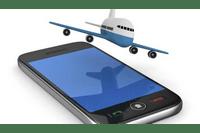 Viajar a EEUU sí, pero solo con los móviles bien cargados