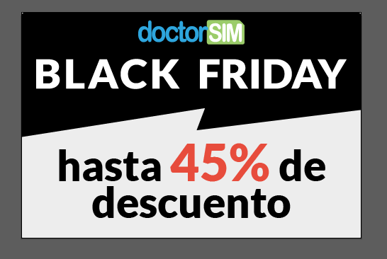 Descuentos de hasta el 45% por el Black Friday y Cyber Monday