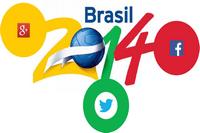 La redes sociales estallan con el Mundial de Brasil