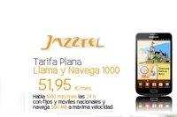 Jazztel presenta Llama y Navega 1000