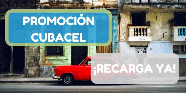 ¡Más CUC, minutos y SMS con tu recarga Cubacel!