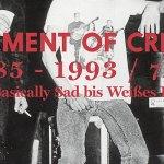 Im April sechs Reissues von Element Of Crime neu auf Vinyl!