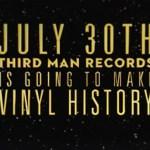 Jack White möchte Vinylgeschichte schreiben!