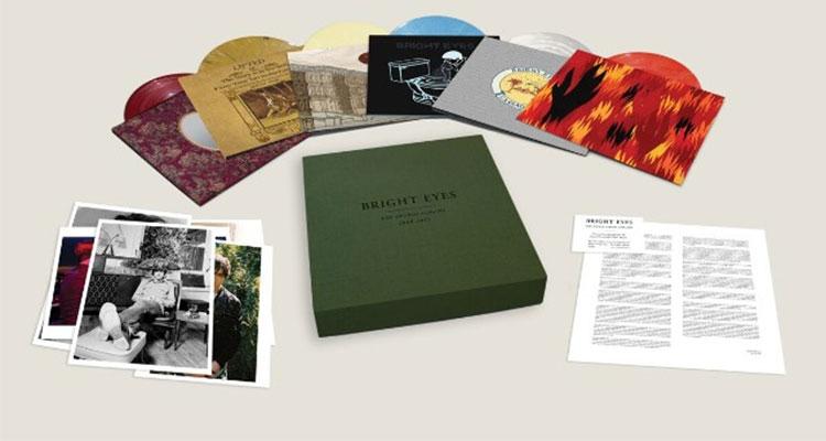 Der Singer-Songwriter Dodo empfiehlt: Bright Eyes - The Studio Albums 2000-2011
