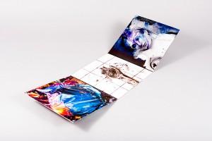 Nevermen - s/t als Triple Gatefold Vinyl