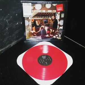 Sunflower Bean - Human Ceremony Limited Red Vinyl