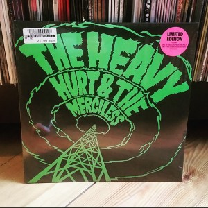 The Heavy - Hurt & The Merciless Ltd. Edition Vinyl LP