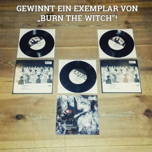 Gewinnt Radioheads Burn The Witch-Single