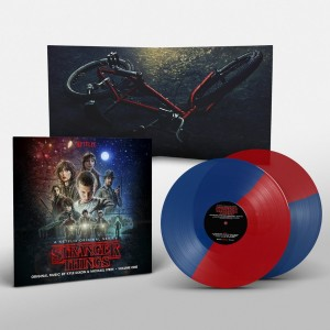 Stranger Things Soundtrack auf Doppelvinyl