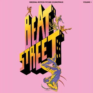 Beat Street OST Vinyl LP