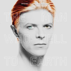 The Man Who Fell to Earth Soundtrack 2LP Vinyl