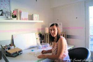 la créatrice m'sweet atelier