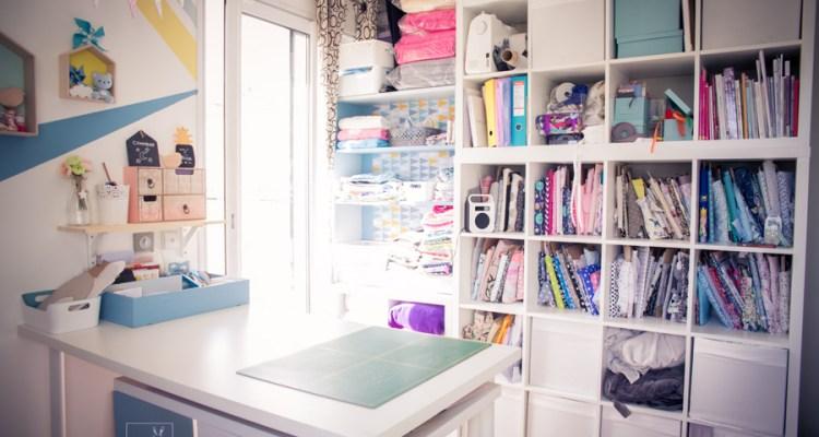 Organiser son atelier couture les tutos couture de dodynette - Comment organiser un salon professionnel ...