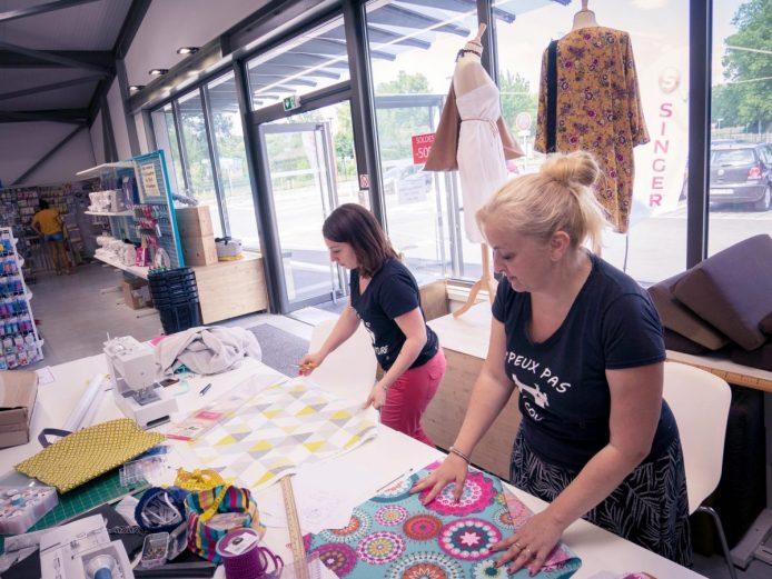 dodynette et viny diy blogueuses couture