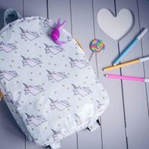 le sac à dos Loopy (proposé en taille 18mois à 5 ans ou 6 à 12 ans)