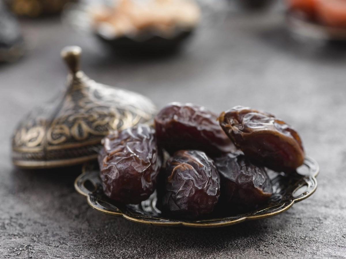 Ramazan'da Beslenme Önerileri Hurma