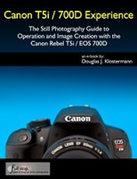 Canon Rebel T5i 700D EOS book manual guide dummies how to tutorial tips tricks learn use setup