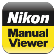 Nikon Manual Viewer app ipad iphone guide book tutorial instruction