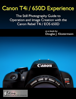 Canon Rebel T4i 650D book ebook manual guide tutorial instruction bible how to dummies field EOS