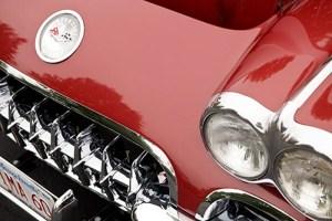 Nikon D850 Chevrolet Corvette 1960