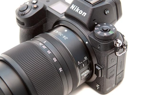 Nikon Z7 Nikon Z6 body controls detail tips tricks
