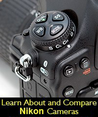 Nikon camera dslr MILC mirrorless choose compare review