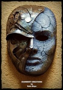 Máscara Metatron