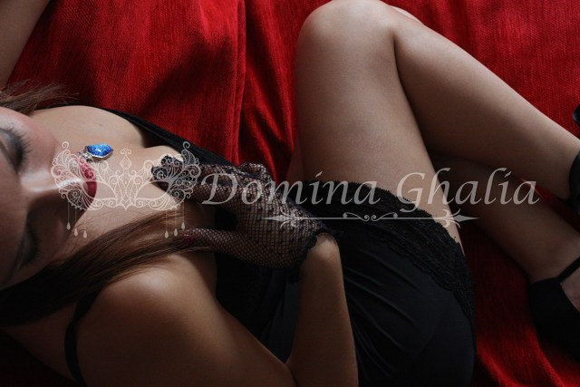 Dominacion Sensual Malaga Domina Ghalia
